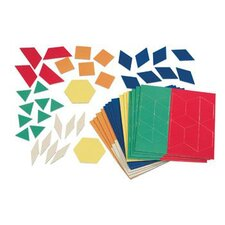 Magnet Math Magnet Pattern Blocks