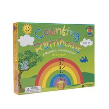Counting Rainbows Game Ages 4 & Up