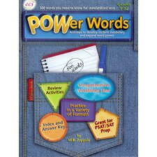 Power Words Gr 9-12