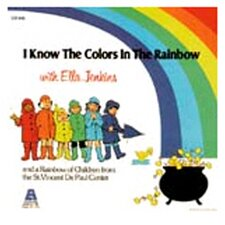I Know The Colors In The Rainbow cd