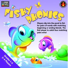 <strong>Edupress</strong> Fishy Phonics Beginning And Ending