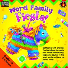 <strong>Edupress</strong> Word Family Fiesta 2-3 Letter Word