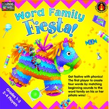 Word Family Fiesta 3-4 Letter Word