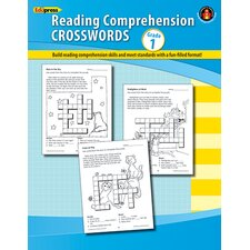 Comprehension Crosswords Book Gr 1