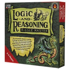 Logic Reasoning Riddle Master Red