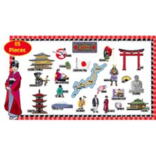 Japan Bulletin Board Set
