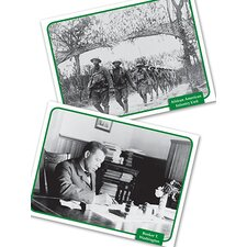 Black History Soc Studies Cards (Set of 32)