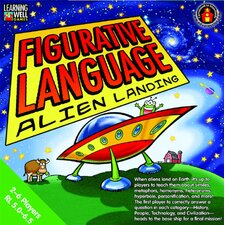 Figurative Language Alien Landing