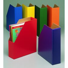 <strong>Edupress</strong> Magazine Files 6/pk One Each Green