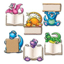 Dino Readers Mini Accents (Set of 6)