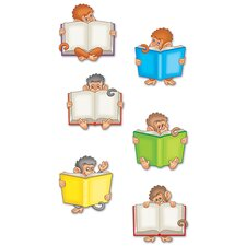 Monkeys Mini Accents (Set of 6)