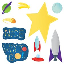 Welcome To Our Space Bb Set (Set of 51)