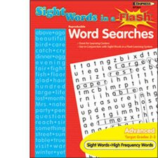 Sight Word Searches Advanced Gr 2-3