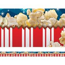 Popcorn Layered Border