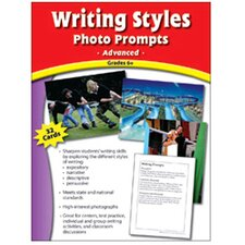 Writing Styles Photo Prompts Gr 6 &