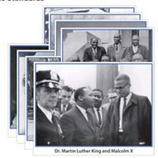 Photo Fun Activities Black History (Set of 8)