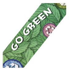 Go Green Photo Border
