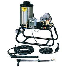 ST Series 2500 PSI Hot Water Liquid Propane Pressure Washer