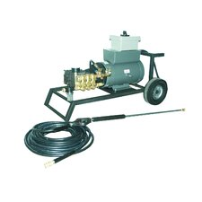 2500 PSI Cold Water Electic Tube Cart Pressure Washer
