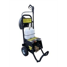 1500 PSI Cold Water Electric MX Cart Pressure Washer