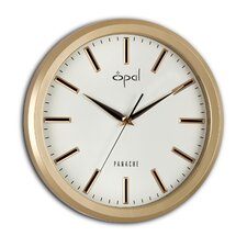 """18.4"""" Raised Index Dial Wall Clock"""