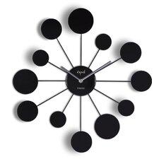 Ultra Modern Water Lilly Shaped Wall Clock