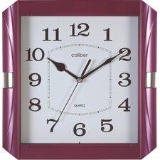 Caliber Glossy Case Wall Clock