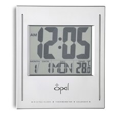 Worlds First Programmable Night Light Wall Clock
