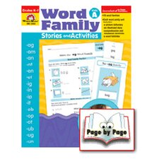 Word Fam Stories & Activities A