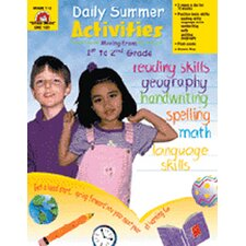 Daily Summer Activities 1st To 2nd