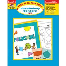 Vocabulary Centers 2-3