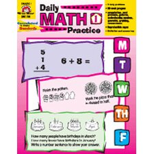 Daily Math Practice Gr 1