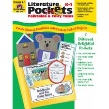 Literature Pockets Gr K-1 Folktales