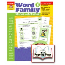 Book Word Family Level B Stories &