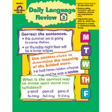 Daily Language Review Gr 3