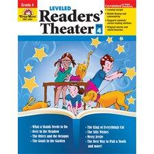 Leveled Readers Theater Gr 4