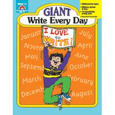Giant Write Every Day Gr 1-6