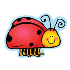<strong>Frank Schaffer Publications/Carson Dellosa Publications</strong> Colorful Cut Outs Ladybugs