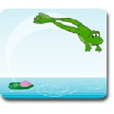 Name Tags Frog 40/pk Self-adhesive