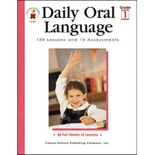 Daily Oral Language Gr 1