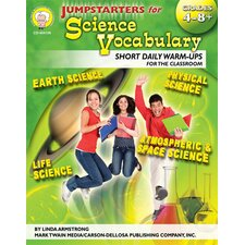 Jumpstarters For Science Vocabulary