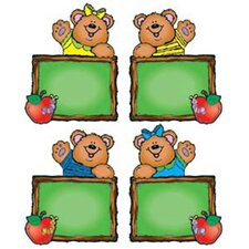 <strong>Frank Schaffer Publications/Carson Dellosa Publications</strong> Chalkboard Bears Cut-outs - Assorted