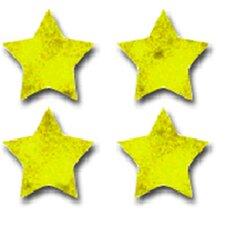 Chart Seals Stars Gold Foil 810/pk