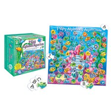 I Spy Alphabet Aquarium Pk-1