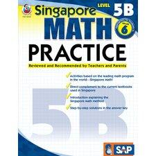 Math Practice Level 5b Gr 6