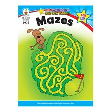 Mazes Home Workbook Gr Pk-1