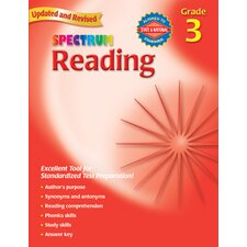 <strong>Frank Schaffer Publications/Carson Dellosa Publications</strong> Spectrum Reading Gr 3 Workbook