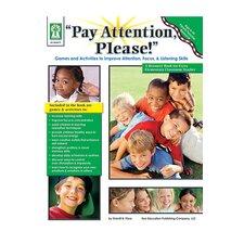 Pay Attention Please Book Parent