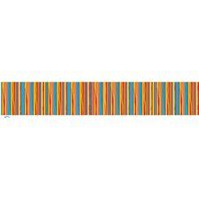 Borders Colorful Stripes
