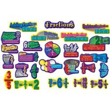 Fractions Punch-outs Bb Sets